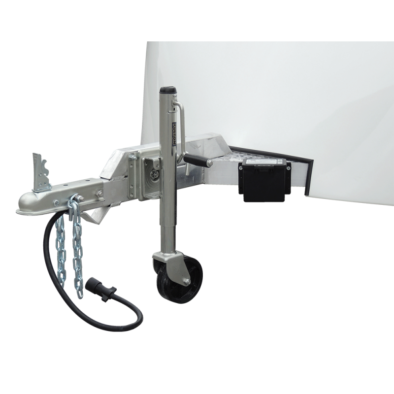 aluminum framed tow hitch
